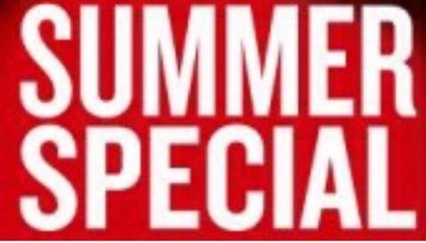 第2弾!夏休みSPECIAL LESSONのお知らせ