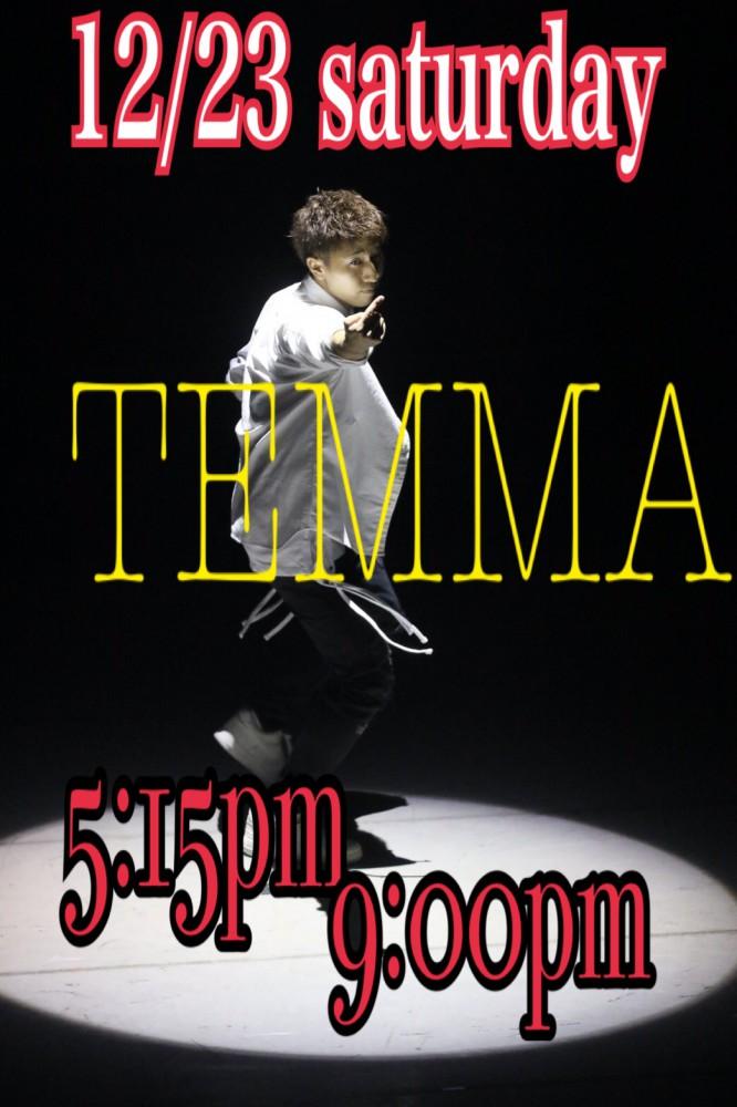 土曜日 TEMMA   HIPHOP