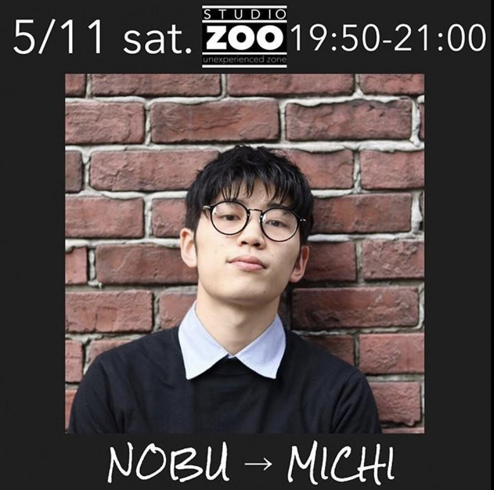 5/11 (土) 代行 情報💁19:50-NOBU ▶︎ MICHI openclass😆😆😆