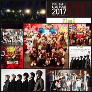 ★ 3/20 BRIDGET FINAL LIVE @ダイアモンドンドホール