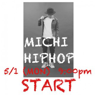 HIPHOP ⭐️new class   MICHI