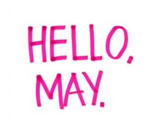 HELLO  MAY  ♫